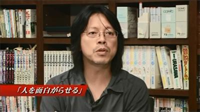 浦沢直樹氏インタビュー
